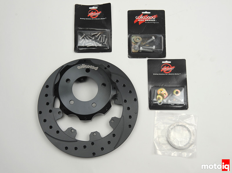 Civic SI big brake kit