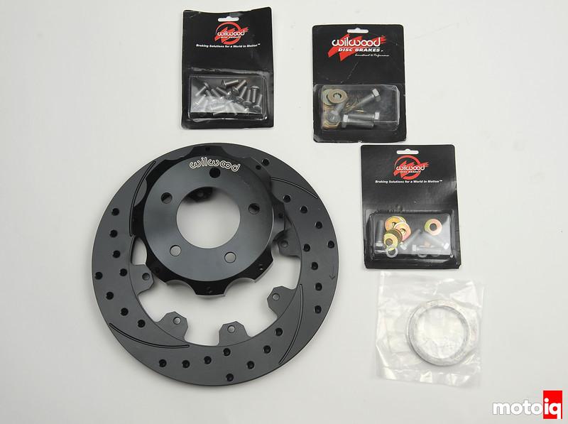 Civic SI big brake kit