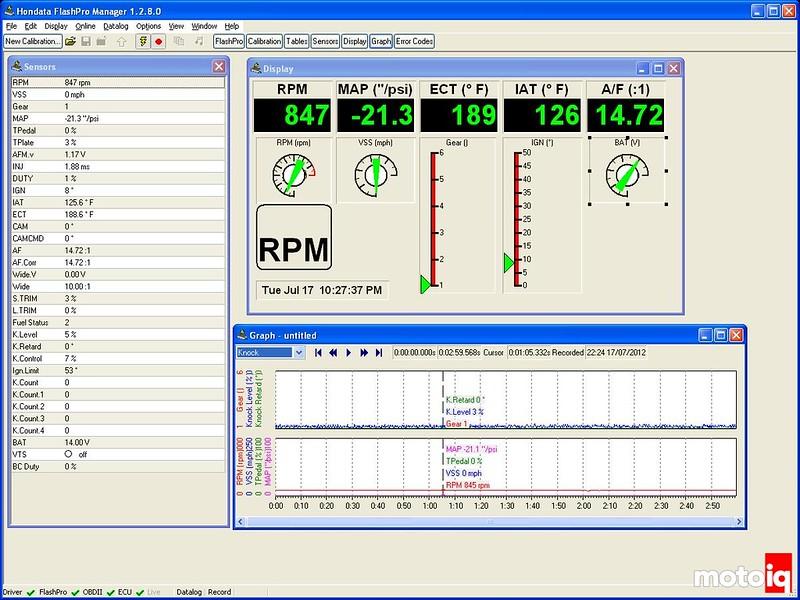 FlashPro Metering