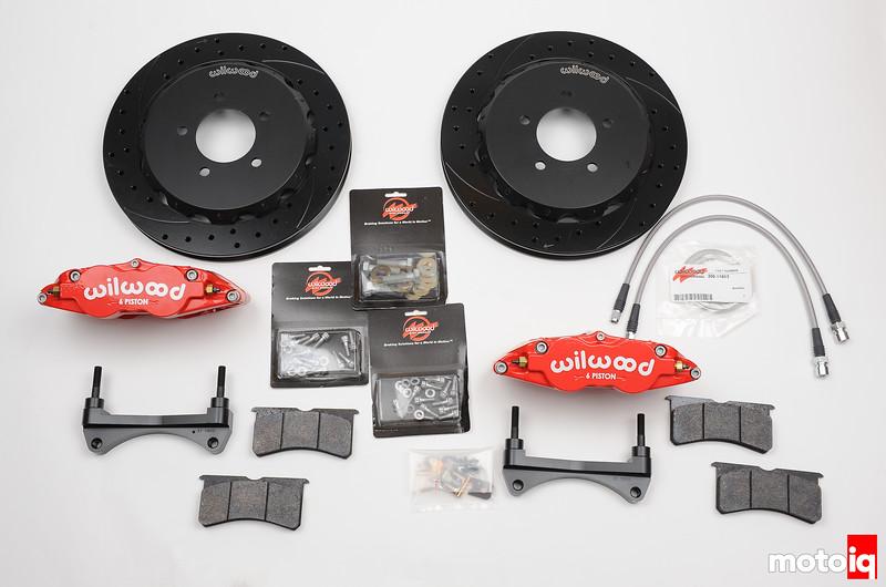 Wilwood Civic SI Front brake kit