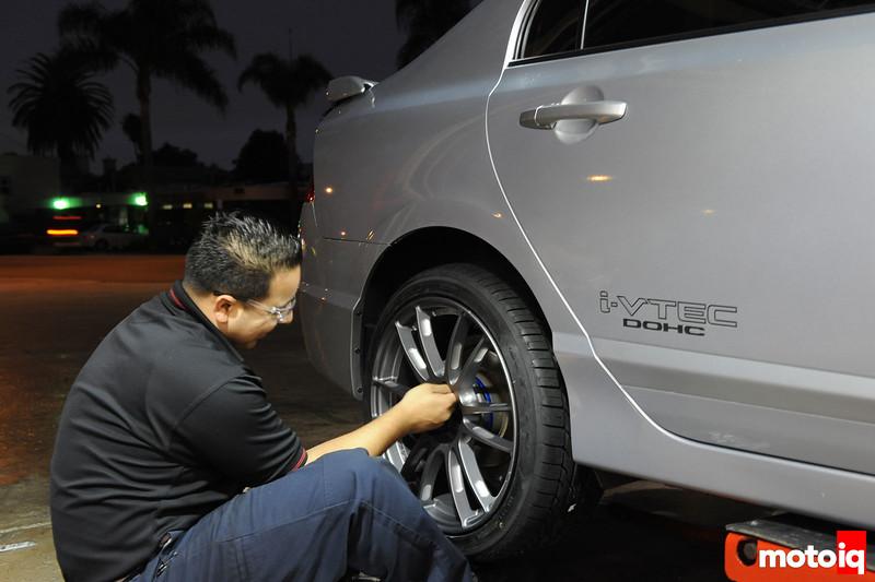 Americas Tire Hand Tighten Lugnuts