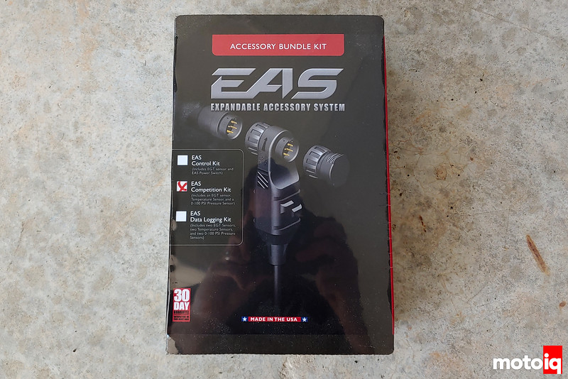 edge EAS competition accessory system retail package