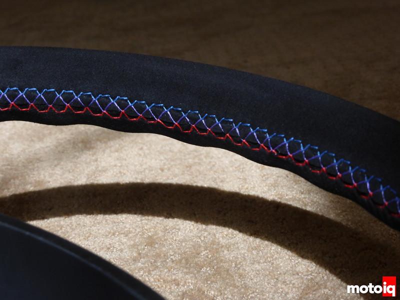 US Wheel stitching