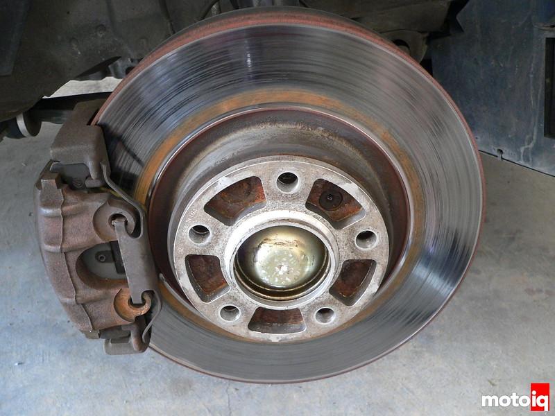 Rogue Engineering 12mm wheel spacers on M3