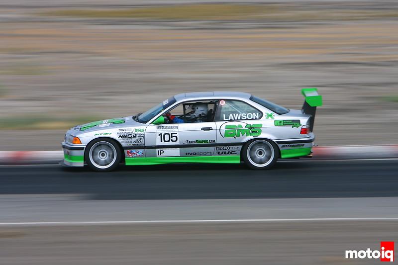 E36 M3 race car