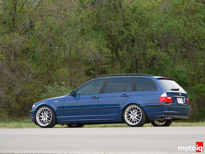 Supercharged 2002 E46 325iT