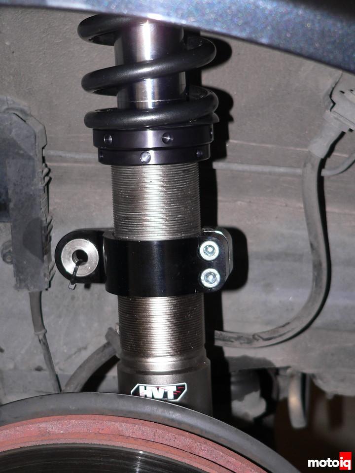 E36 HVT 6100i strut