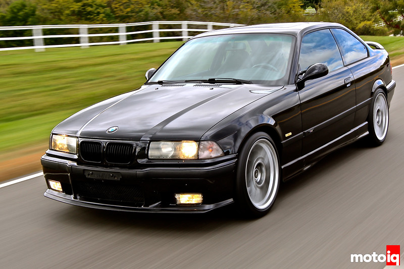 Project E36 M3 with APEX Arc-8