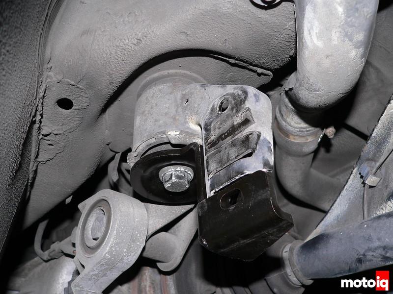 E36 M3 Hotckis rear sway bar reinforcement