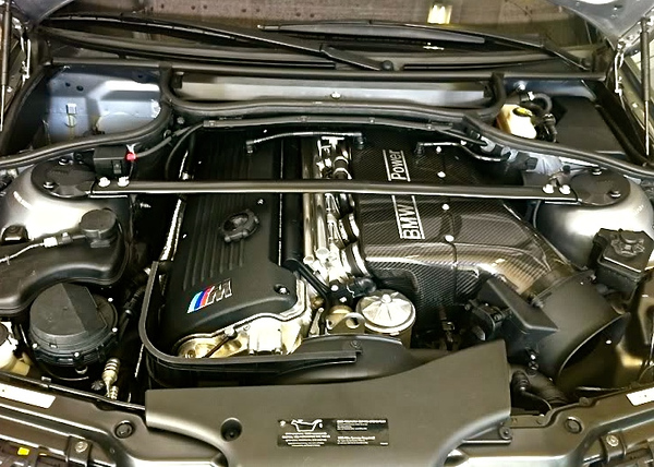 Project E46 M3 Part 11 Castro Motorsports Air Box Installed And