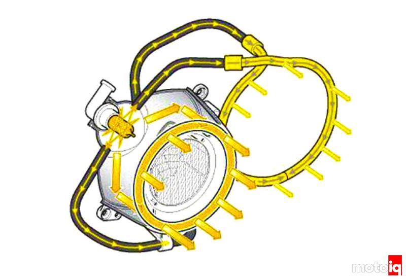 E9X Angel Eye Diagram