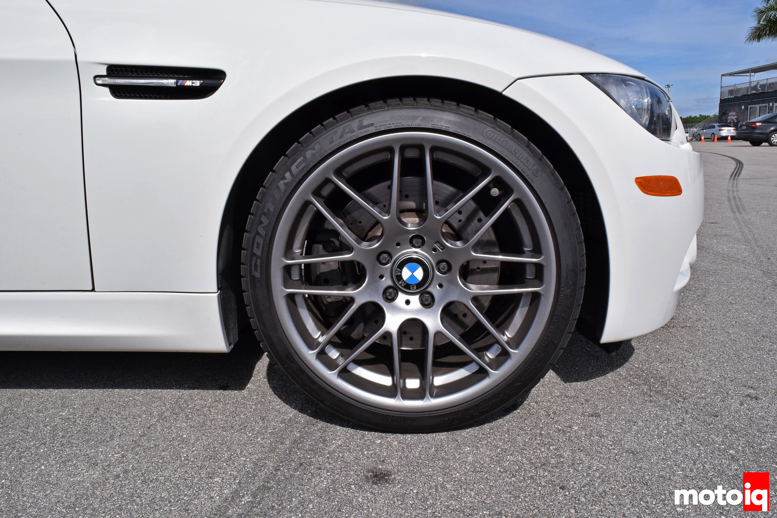 M3 Front Continental DW Tire