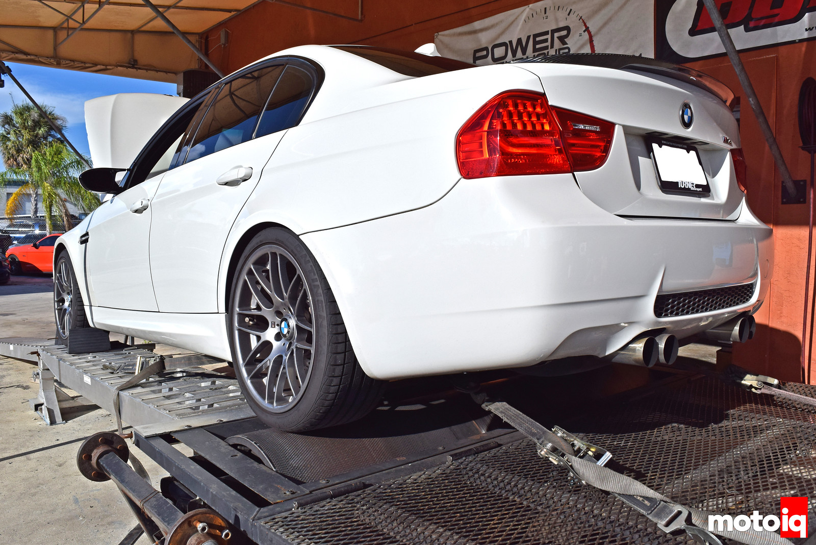 Project E90 M3 Dyno Power by the Hour