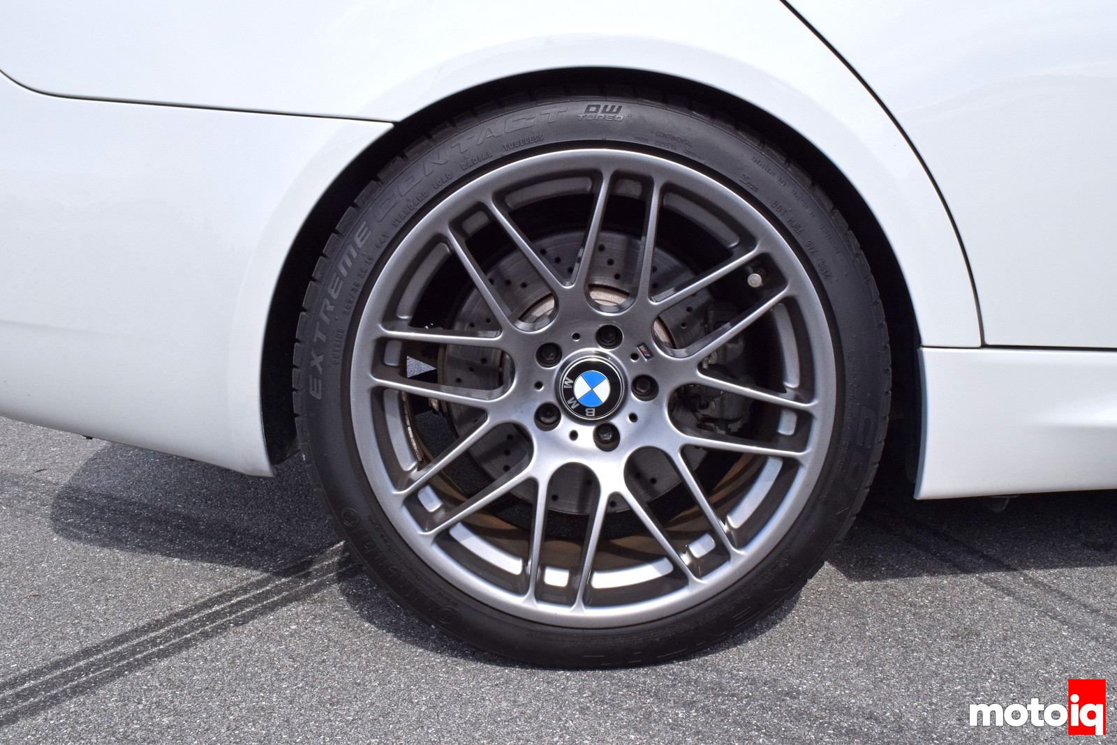 M3 Continental DW tire Rear