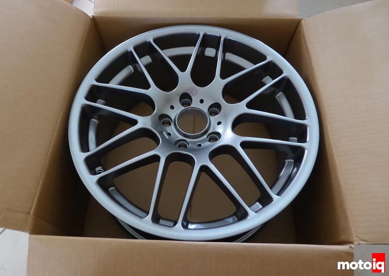 Wheel Box