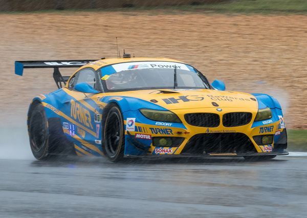 Billy Johnson Turner Motorsport Z4 GT3