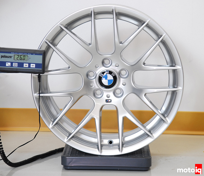 Competition Front Wheel