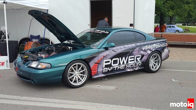 Power by the Hour Shop Development Car 97 Cobra