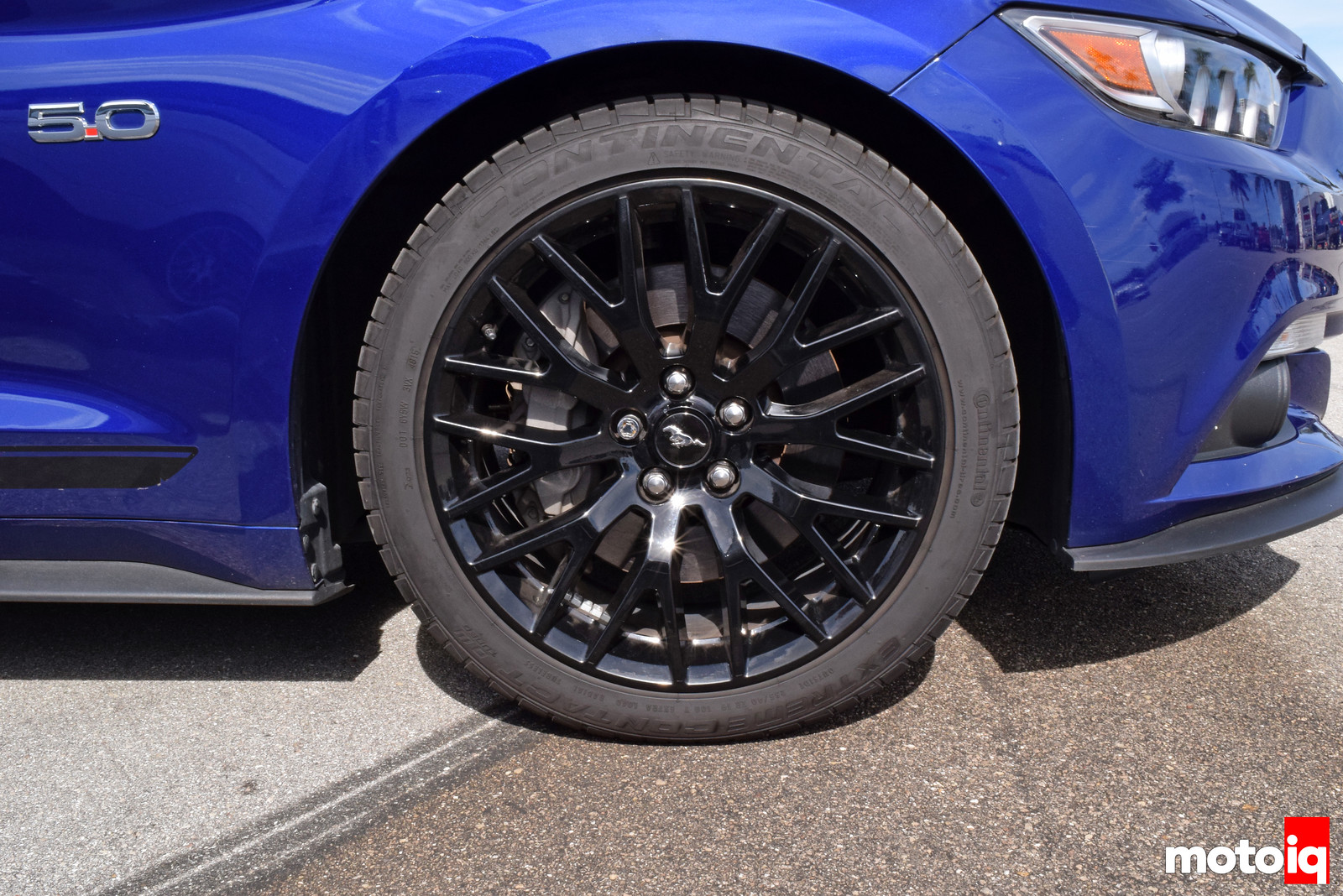 Mustang Front Tire Continental DW