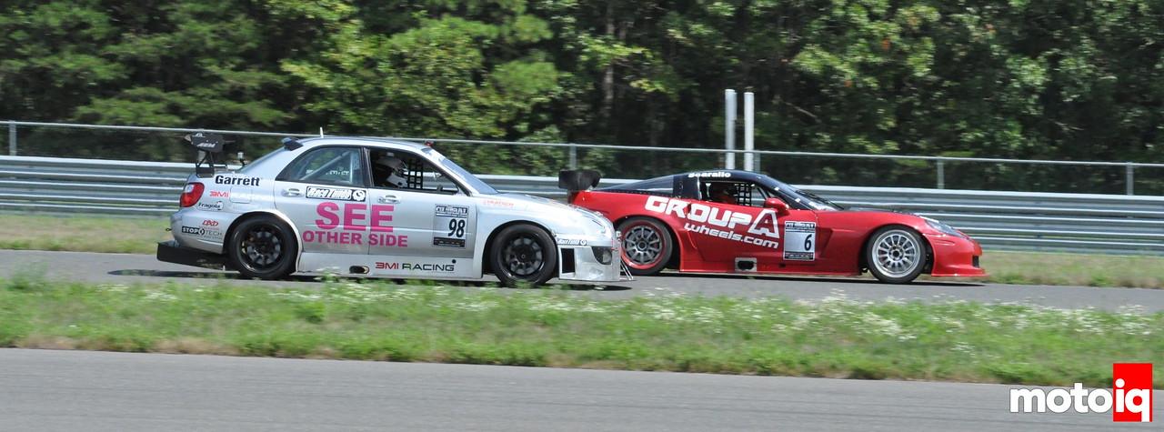 Scarallo Corvette TiC WRX GTA NJMP