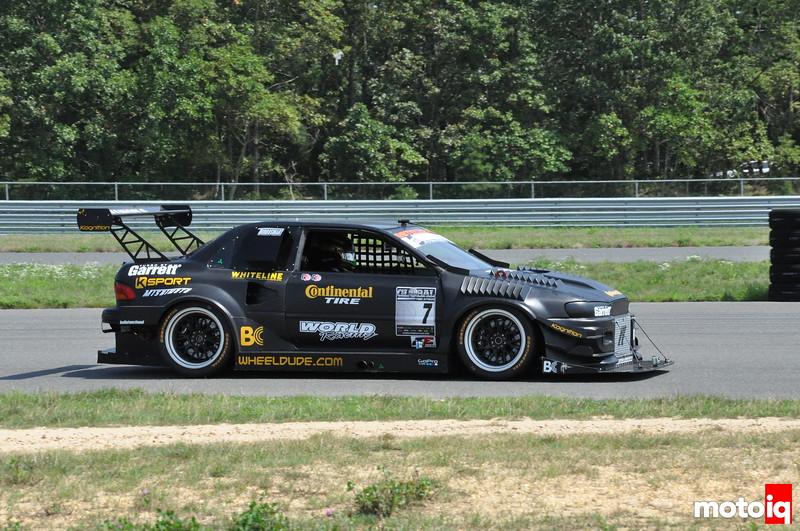GST Subaru Impreza L NJMP Global Time Attack