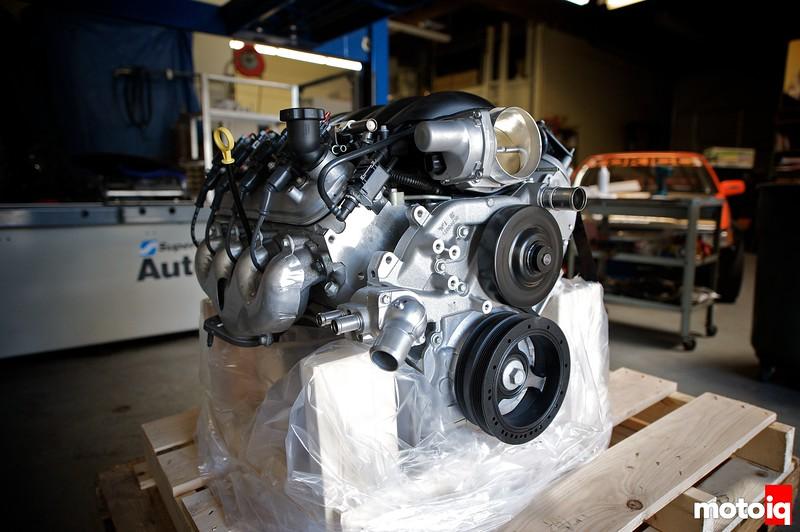 LS3 E-RO crate motor