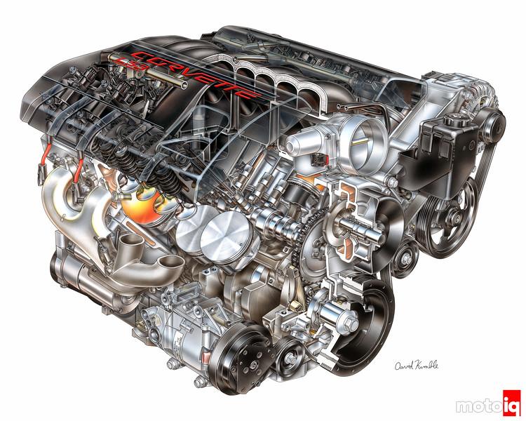 GM LS7