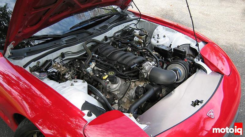 LS1 powered FD RX-7