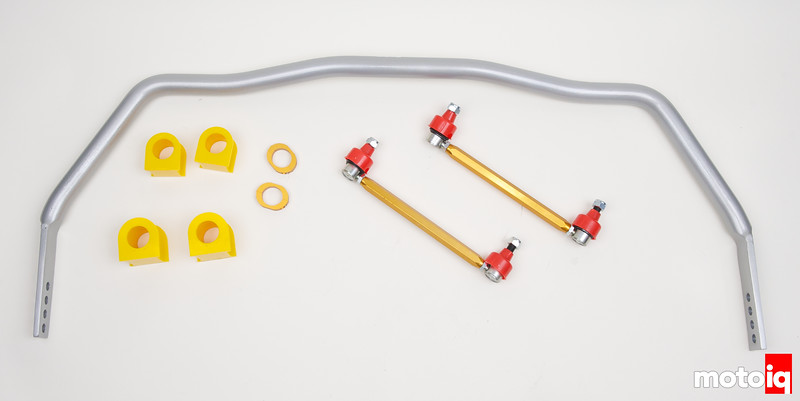 Whiteline Rear Sway Bar Mustang