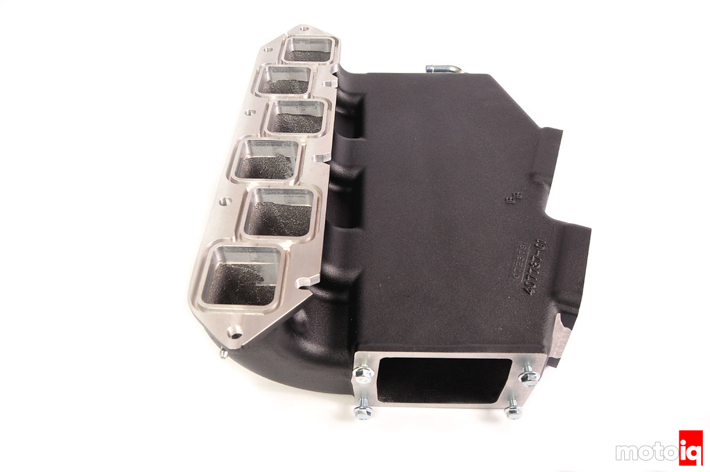 Stillen Supercharger Intake Manifold bottom