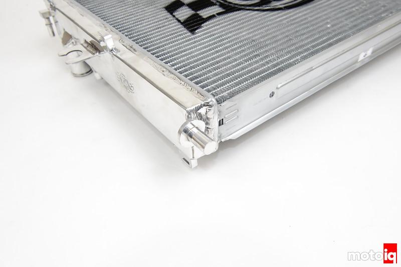 CSF G37 Automatic radiator