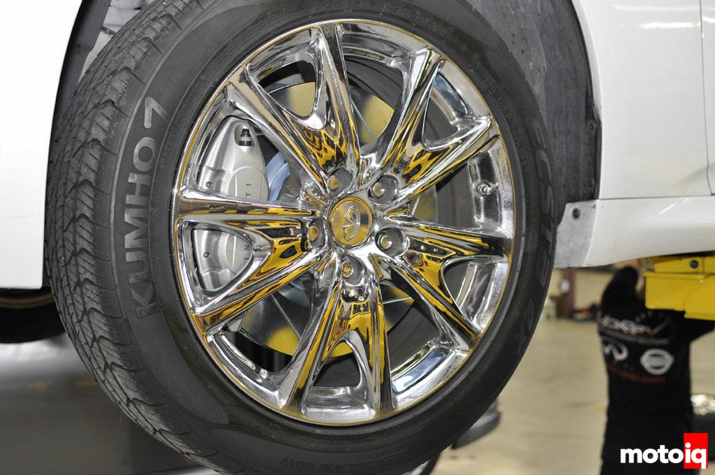 Stillen Generation 3 G37 Intake and Performance Brakes