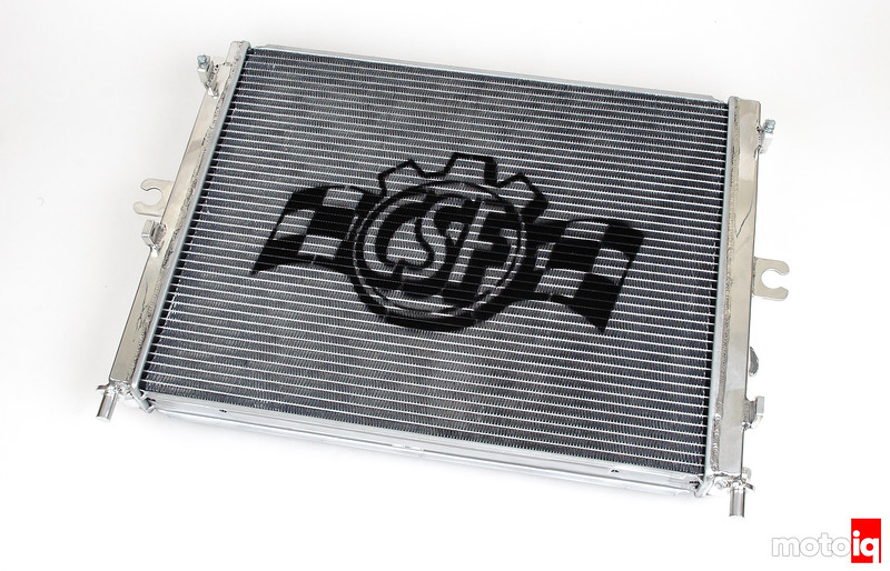 CSF Radiator for Infiniti G37 Sedan Automatic