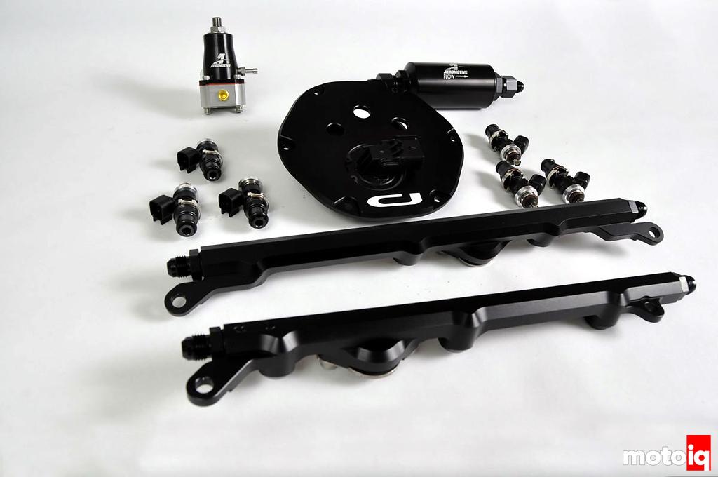 CJ Motorsports S1.SE Fuel System