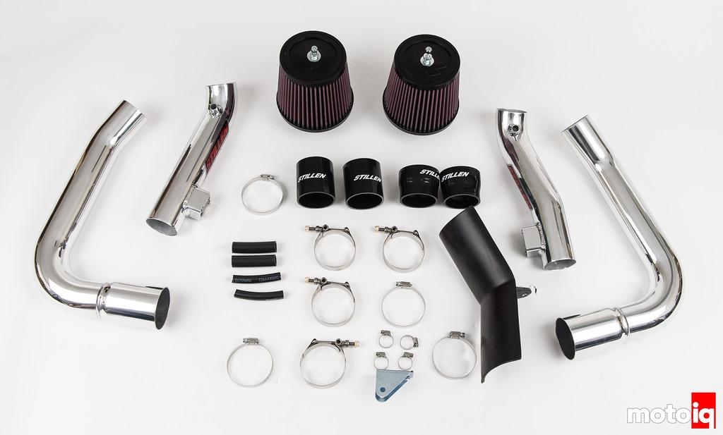 Stillen Generation 3 G37 Intake and Performance Brakes > MotoIQ
