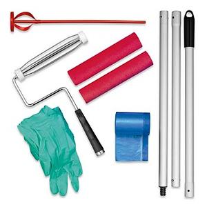 Griot's Garage floor paint application kit