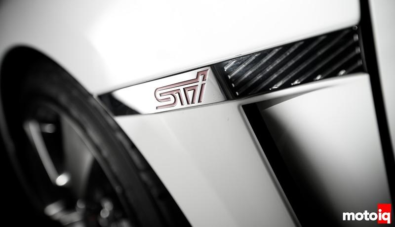 MotoIQ's project Subaru STI Gen 3