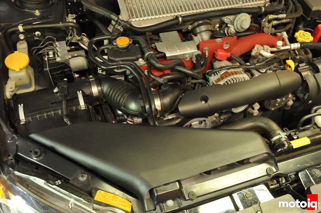 Subaru STi OEM intake