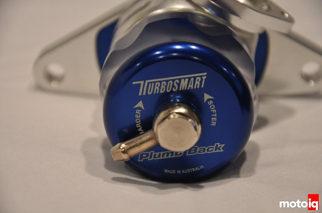 Turbosmart fully recirculating BPV BOV