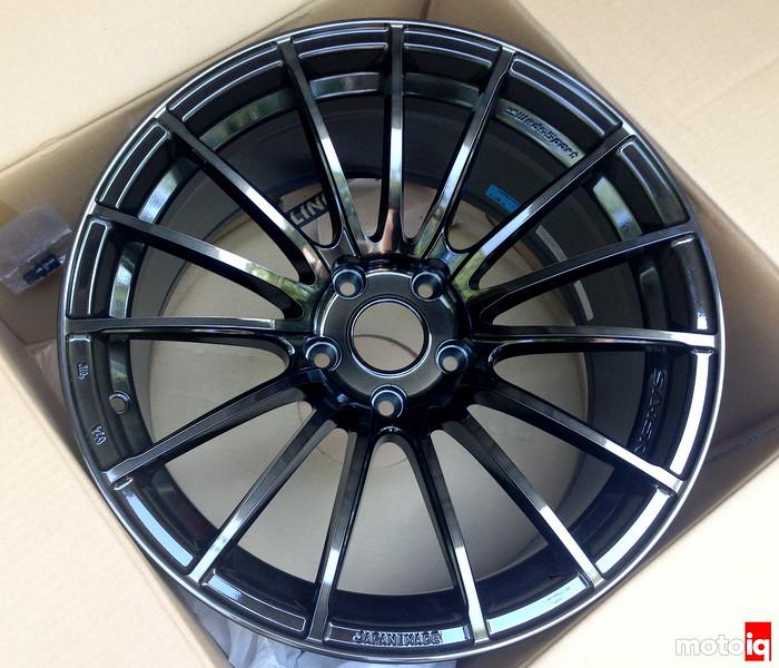 WedsSport Weds SA15R MotoIQ STi Project