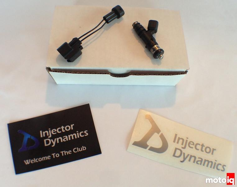 ID000 Injector Dynamics 1000CC MotoIQ Project STi