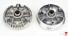 Polini Grand Axis Variator 15x12mm Roller Size(left)  and Malossi Grand Axis Variator 19x15.5 Roller Size (right)