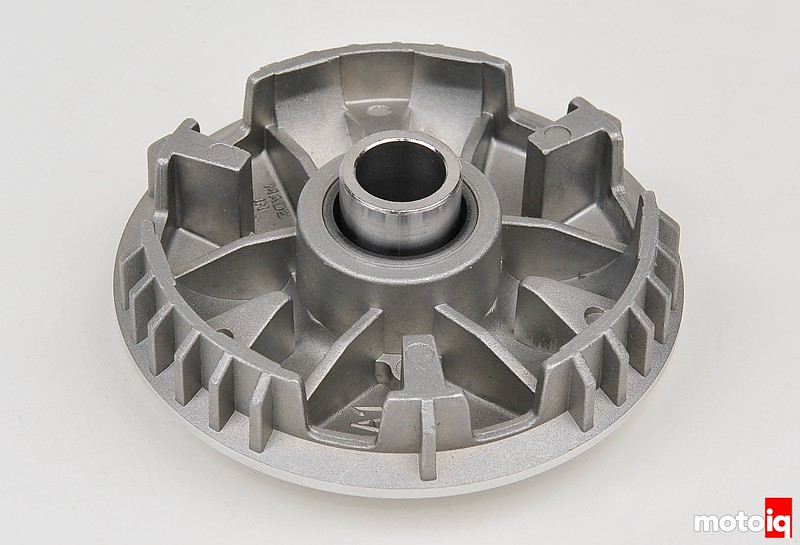 Polini Variator uses stock size roller weights 15x12mm