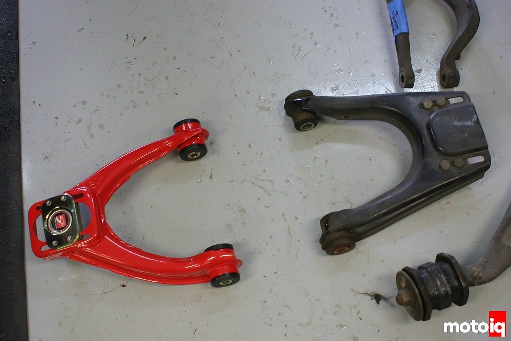 Honda Civic Skunk2 Suspension Upgrade