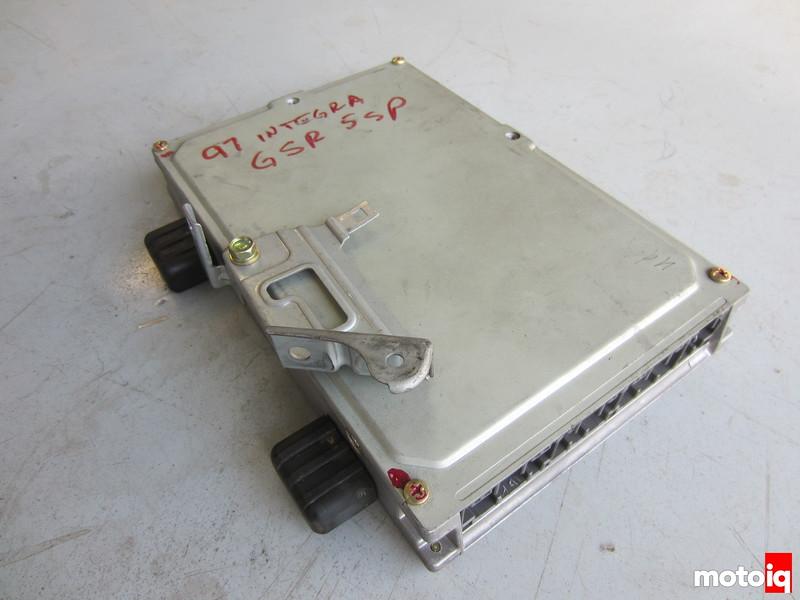 OEM 1997 B18C1 ECU