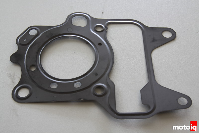 Chanito big bore head gasket for honda ruckus