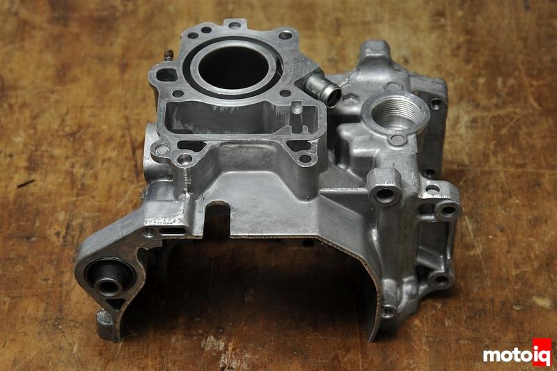Honda Ruckus big bore wpc treated