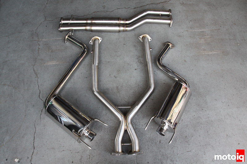 Project IS-F : We Test the Joe Z/PTS exhaust system