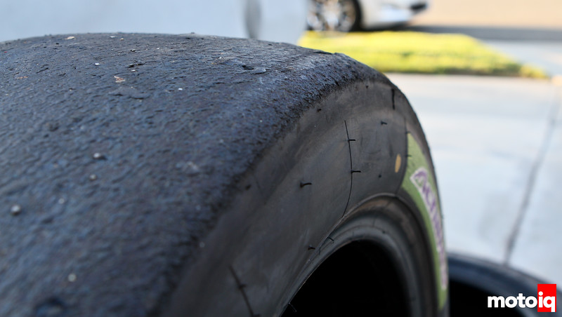 Achilles Tire R1-X review test tire wear G328