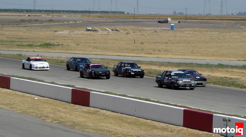 Infiniti G20 Racecar SE-R Cup